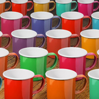 red-green mugs